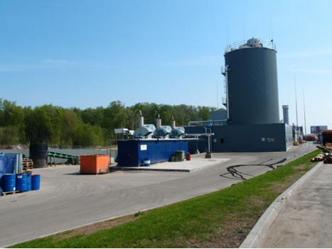 waste water treatment plant, cisticka odpadovych vod