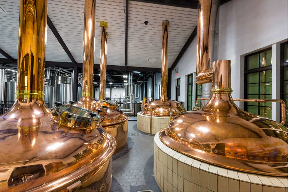 Recycling of wastewater in brewery