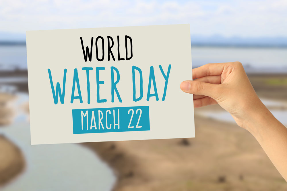World Water Day in March