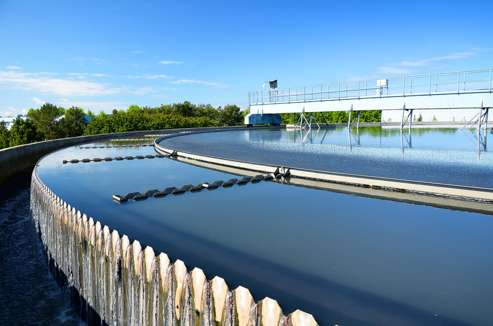 wastewater treatment plants could help eliminate the pollution